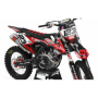 Kit déco Perso FACTORY honda ENERGY MA33A rouge