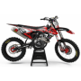 Kit déco Perso FACTORY suzuki ENERGY MA33D4 red