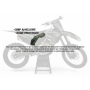 KIT DÉCO Perso WR 125 09-13 NO FEAR MA5F