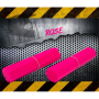 Couvres Rayons VERT FLUO Motocross toutes cylindrées