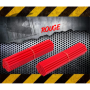 Couvres Rayons ROUGE Motocross toutes cylindrées