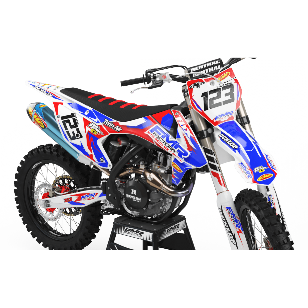 Kit deco perso ktm a13a 2