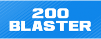 KIT DÉCO Perso 200 BLASTER